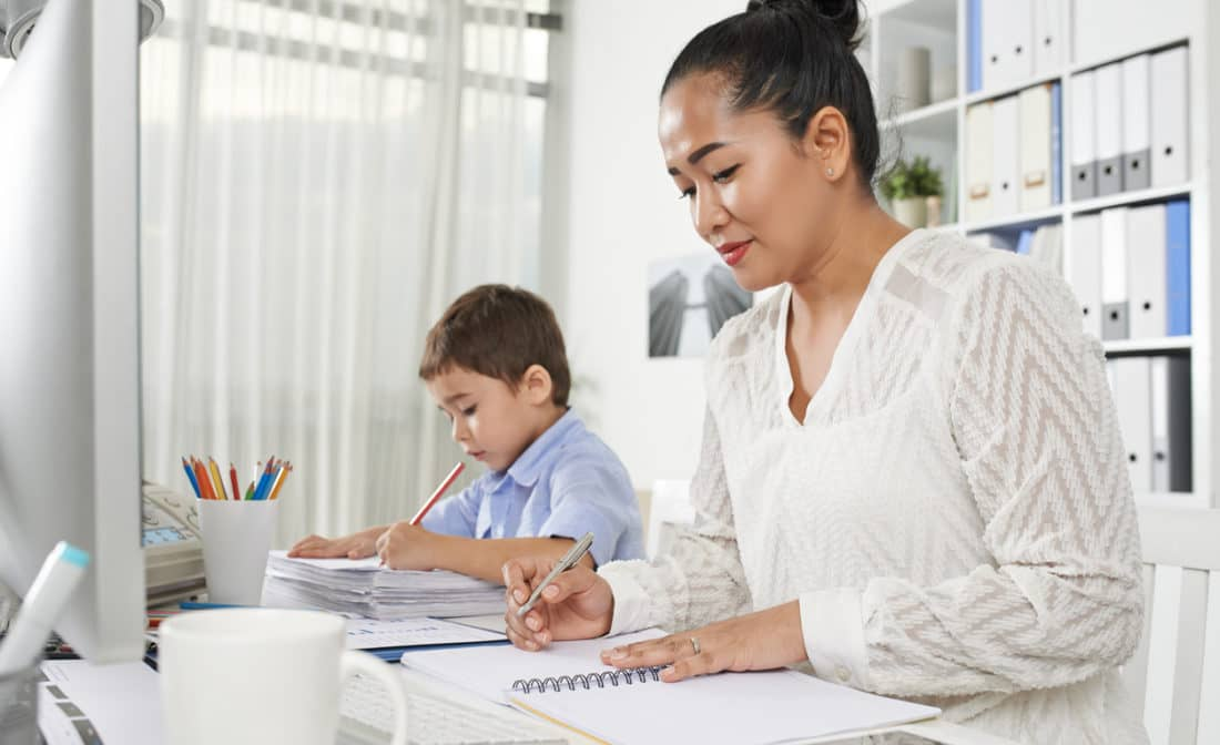 Resources For Working Parents Going Back To School
