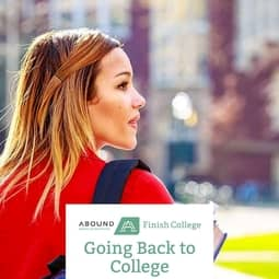 Abound College - Going Back to College Ebook