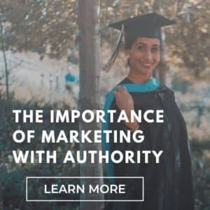 The Importance of Marketing with Authority