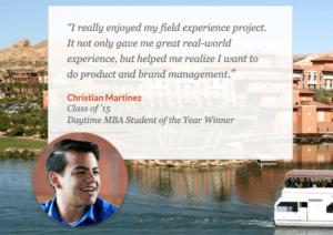 MBA Student Testimonial
